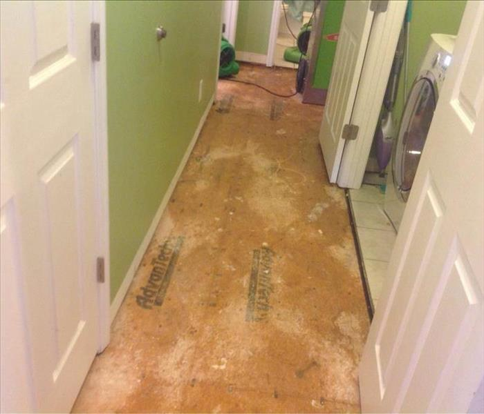 Residential Water Damage in Spartanburg, SC