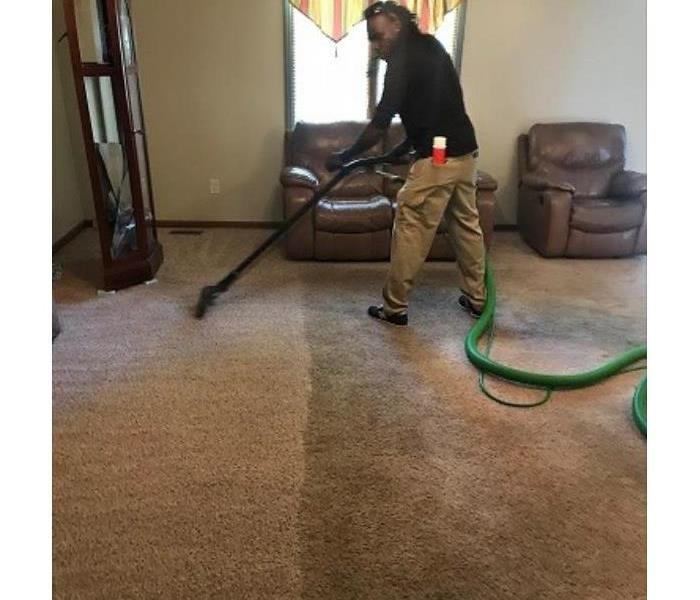 Water Damage Check Out Our Residential Carpet Cleaning Special!