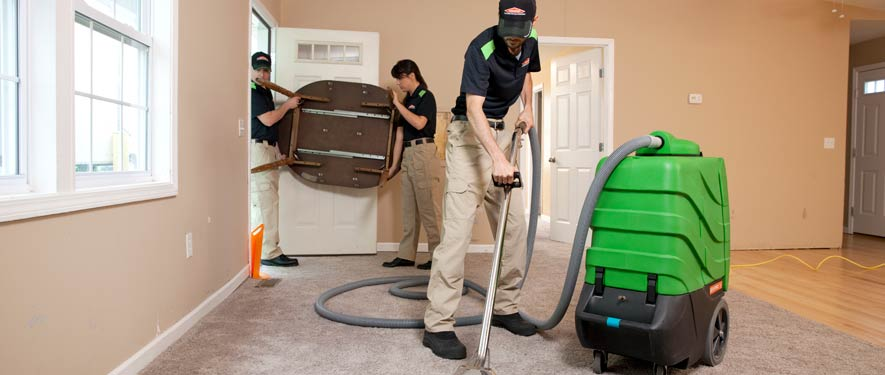 Spartanburg, SC residential restoration cleaning